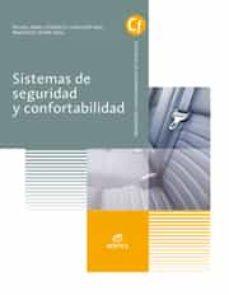 sistemas de seguridad y confortabilidad (ebook)-9788491610403