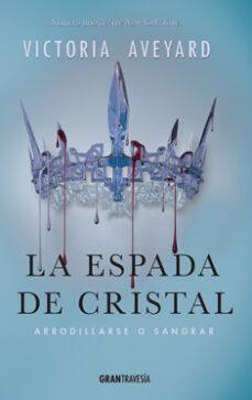 Geekmag.es La Espada De Cristal: Arrodillarse O Sangrar (La Reina Roja 2) Image