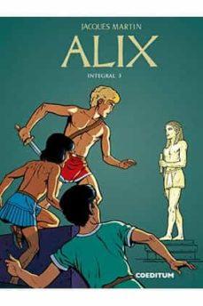 alix integral nº 3-jacques martin-9788494717703