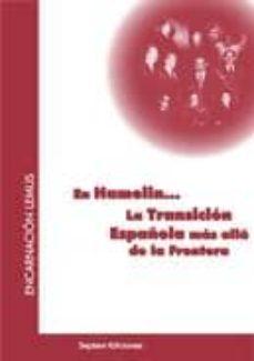Inmaswan.es En Hamelin: La Transicion Española Mas Alla De La Frontera Image
