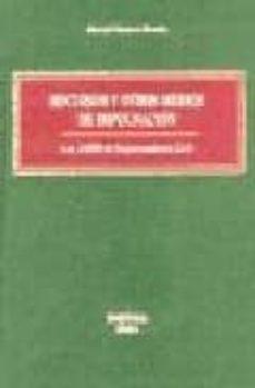 recursos y otros medios de impugnacion: ley 1/2000 de enjuiciamie nto civil-manuel navarro hernan-9788495748003