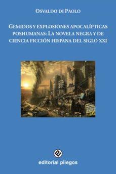 Lofficielhommes.es Gemidos Y Explosiones Apocalipticas Poshumanas Image