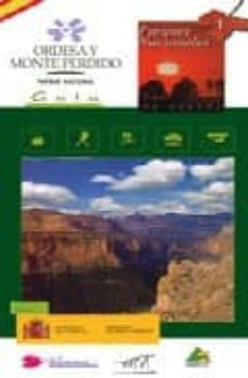 ordesa y monte perdido. parque nacional (incluye guia + mapa 1:25 000)-9788496340503