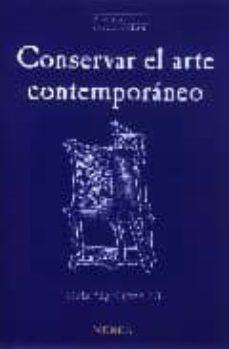conservar el arte contemporaneo-9788496431003