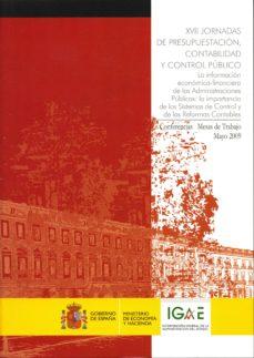 Javiercoterillo.es Xvii Jornadas De Presupuestacion, Contabilidad Y Control Publico: La Informacion Economica-financiera De Las Administraciones Publi Image