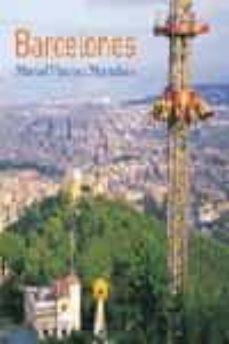 barcelones-manuel vazquez montalban-9788497870603