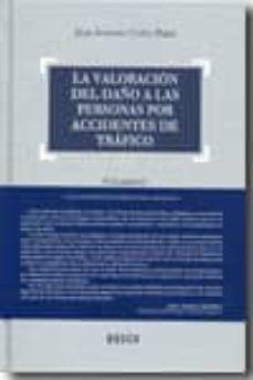 Abrir descarga de libros electrónicos VALORACION DEL DAÑO A LAS PERSONAS POR ACCIDENTE DE TRAFICO in Spanish
