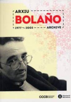 Emprende2020.es Arxiu Bolaño 1977-2003 Image