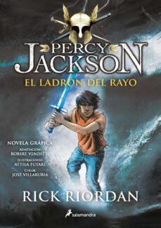el ladrón del rayo: percy jackson y los dioses del olimpo i-rick riordan-9788498386103