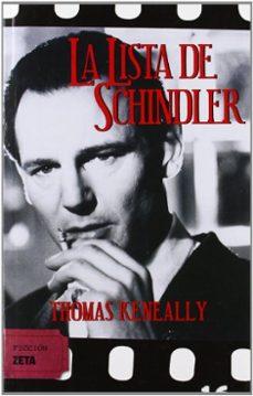 Resultado de imagen de La lista de Schindler - Thomas Keneally
