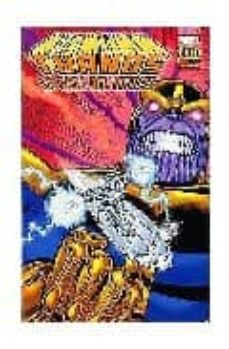 marvel gold: thanos. la saga del infinito nº 1-jim starlin-9788498850703