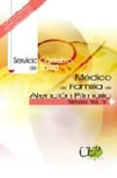 Inmaswan.es Medico De Familia De Atencion Primaria Servicio Cantabro De Salud Temario Vol. Iv Image