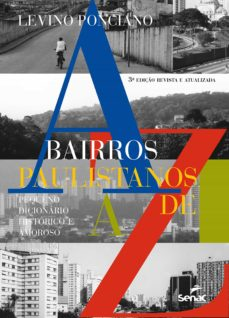 bairros paulistanos de a a z (ebook)-levino ponciano-9788539604203