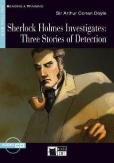 Descargar SHERLOCK HOLMES INVESTIGATES...BOOK + CD gratis pdf - leer online