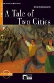 Permacultivo.es A Tale Of Tow Cities (Intermediate) (Incluye Cd-rom) Image