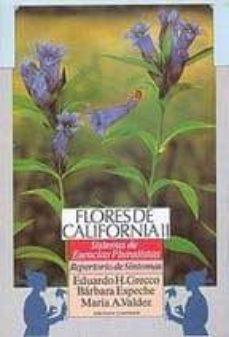 flores de california ii sistema de esencias pluralistas-barbara espeche-9789507540103