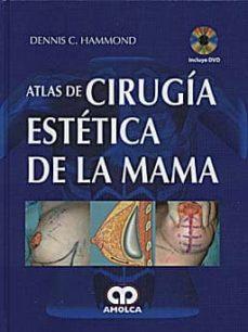 Ojpa.es Atlas De Cirugia Estetica De La Mama + Dvd Image