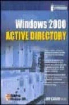 Cdaea.es Windows 2000 Active Directory Image