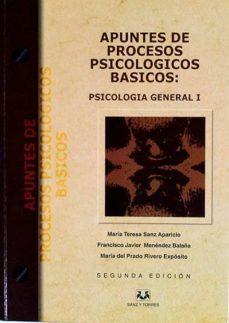 Padella.mx Apuntes De Procesos Psicologicos Básicos: Psicología General I Image
