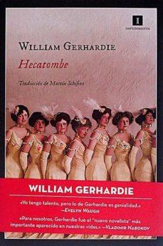 HECATOMBE - WILLIAM GERHARDIE   Triangledh.org