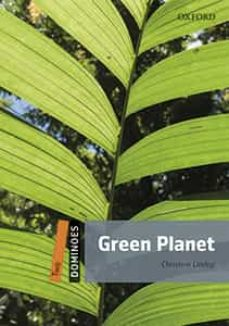 Descarga gratuita de audiolibros de ventas DOMINOES 2. GREEN PLANET (+ MP3)