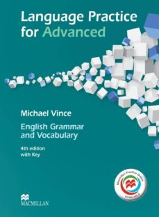 Libros descargables gratis en pdf. LANGUAGE PRACTICE FOR ADVANCED STS (MPO) +KEY FB2 PDB MOBI (Spanish Edition)