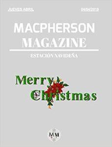 Inmaswan.es Macpherson Magazine - Estación Navideña (2018) Image