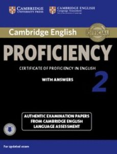 cambridge english proficiency 2 student s book pack (student s book with answers with audio cds (2))-9781107646513
