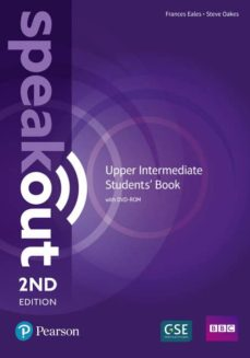 Descargando ebooks para encender SPEAKOUT UPPER INTERMEDIATE 2ND EDITION STUDENTS  BOOK AND DVD- R OM