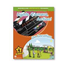 Amazon libro descarga ipad MCHR 4 LIGHTS, CAMERA, ACTION NEW ED de  (Spanish Edition) 9781380041913