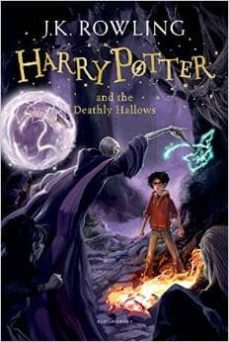 harry potter and the deathly hallows-j.k. rowling-9781408855713