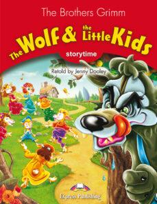 Descargar libros de google completos gratis THE WOLF AND THE LITTLE KIDS S S + APP in Spanish 9781471564413