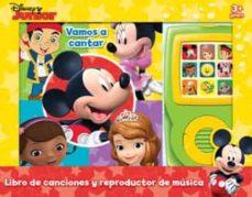 disney, junior caja con reproductor musical y casnciones-9781503705913