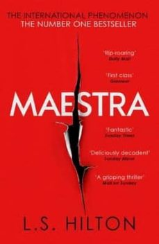 Libros en línea descargar pdf gratis MAESTRA: THE MOST SHOCKING THRILLER YOU LL READ THIS YEAR