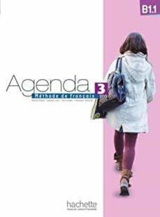 Descargar audiolibros en italiano AGENDA 3 B1.1 ALUMNO + DVDROM in Spanish 9782011559913