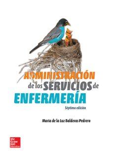 Libro de descarga de epub ADMINISTRACION DE LOS SERVICIOS DE ENFERMERÍA.