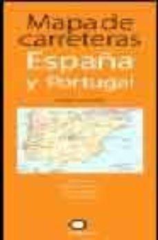 Cronouno.es Mapa De Carreteras España Y Portugal Image