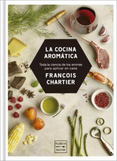 la cocina aromática (ebook)-francois chartier-9788408191513