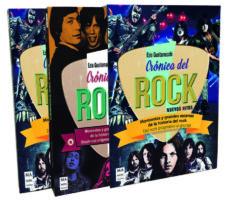 Descargar ESTUCHE CRONICA DEL ROCK. 2 VOLS. gratis pdf - leer online