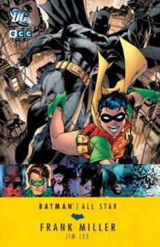 batman: all star (2ª edicion)-frank miller-9788415925613