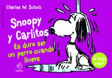 Bressoamisuradi.it Snoopy Y Carlitos 3: Es Duro Ser Perro Cuando Llueve Image