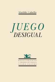 Descarga libros en línea gratis yahoo JUEGO DESIGUAL en español