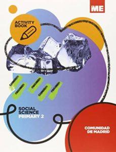 social science 2º primaria activity book (madrid) ed 2015-9788416380213