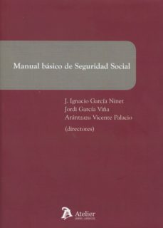 manual básico de seguridad social-jose ignacio garcia ninet-9788416652013