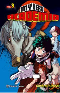 my hero academia nº 03-kohei horikoshi-9788416816613