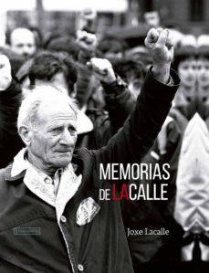 Descargar ebook italiano pdf MEMORIAS DE LACALLE PDF ePub PDB (Spanish Edition) 9788417065713