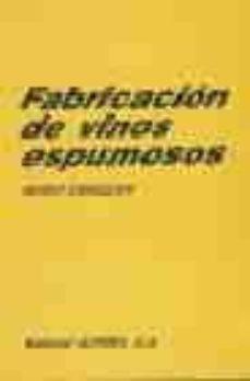fabricacion de vinos espumosos-nero cavazzani-9788420006413