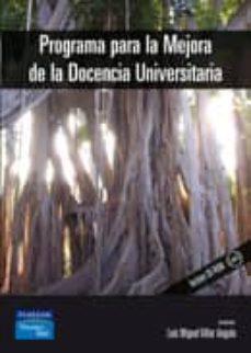 Inmaswan.es Programa Para La Mejora De La Docencia Universitaria Image