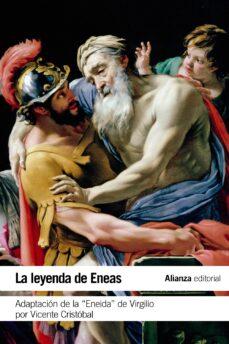 Descargar libros electrónicos para kindle gratis LA LEYENDA DE ENEAS in Spanish DJVU de VICENTE CRISTOBAL 9788420678313