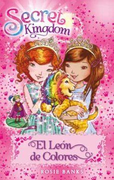 Inmaswan.es Secret Kingdom 22:el Leon De Colores Image